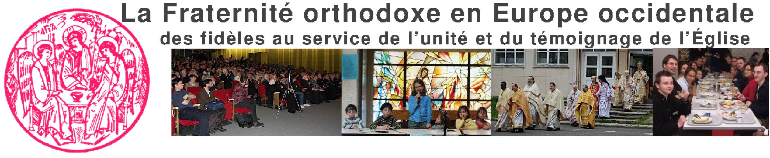 Fraternite Orthodoxe EU